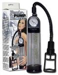 Penispumpe Deluxe mit Druckmesser