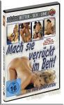 Erotik DVD Mach sie verrückt im Bett