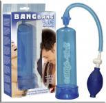 Penispumpe Bang Bang blue