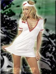 Mini Kleid Krankenschwester - Dream Nurse