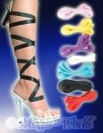 Plateau Bänder Sandalette in 7 Farben