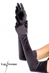 Leg Avenue - Elegante Satin Handschuhe extralang in diversen Farben