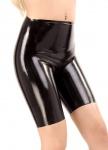 Anita Berg - Hautenge Latex Radler / Shorts