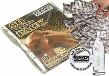 Secura Kondom transparent Sparpack´s