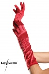 Leg Avenue - Elegante halblange Satin Handschuhe in diversen Farben