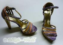 Sommer Sandalette Larissa multicolor