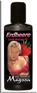 Magoon Erdbeere Massage-Öl