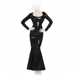 Insistline - Traumhaftes Datex Volant Kleid mit Zip
