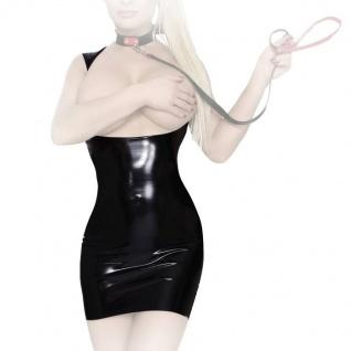 Insistline - Erotisches Datex Minikleid Brust ouvert