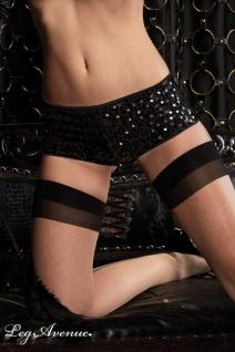 Leg Avenue - Glitzernde Pailletten Panty / Shorts in diversen Farben