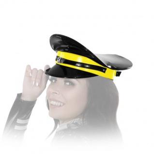 Insistline - Datex Military Style Mütze / Cap mit Riemchen