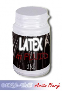 Anita Berg - 1 kg Latex Liquid