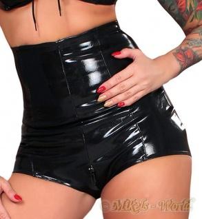 Insistline - Scharfer Datex Taillen-Mieder Slip mit Zip