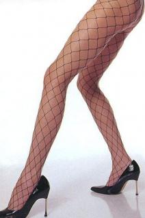 Leg Avenue - Grob Netz Strumpfhose in diversen Farben