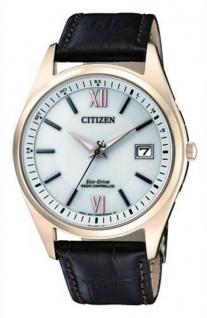 Citizen Herren Funkuhr EcoDrive AS2053-11A