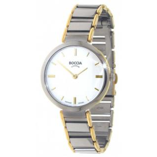 Boccia Damen Titan Uhr 3252-03