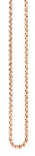 Traumfänger Kette rosegoldfarben SC06R 90cm