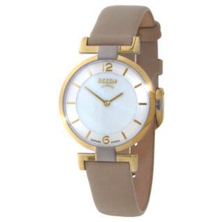 Boccia Damen Titan Uhr bicolor 3238-02 Flyer - Vorschau
