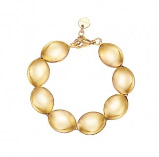 ESPRIT Armband golden breit ESBR11809B180
