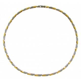 Boccia Titan Collier bicolor 08004-02