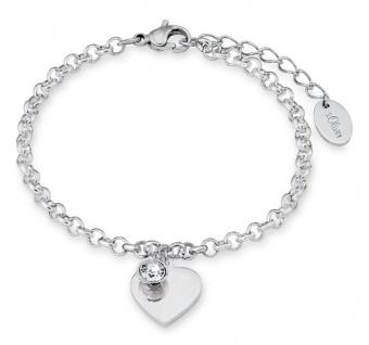 S.Oliver Edelstahl Armband mit Swarovski Elements 9023998