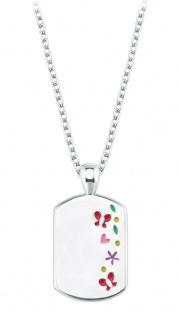Prinzessin Lillifee Silberkette mit Plaketten-Anhänger 2027906