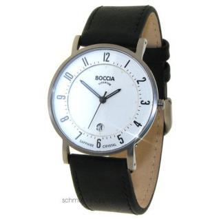 Boccia Herren Titan Uhr 3533-03 Flyer