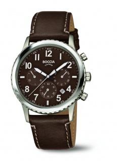 Boccia Herren Titan Chronograph 3745-02