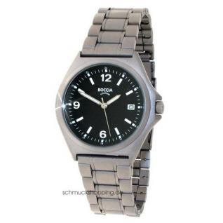Boccia Herren Titan Uhr 3546-01
