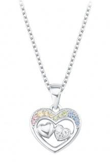Prinzessin Lillifee Silberkette mit Herz-Anhänger 2027905