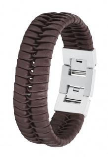 S.Oliver Herren Leder Armband 2027440