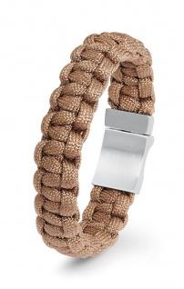 S.Oliver Herren Nylon Armband 2022615