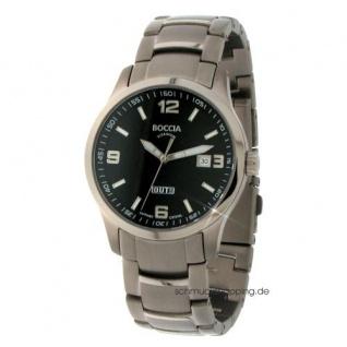 Boccia Herren Titan Uhr 3530-06