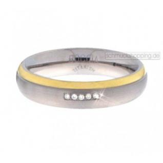 Boccia Titan Ring 0130-1055
