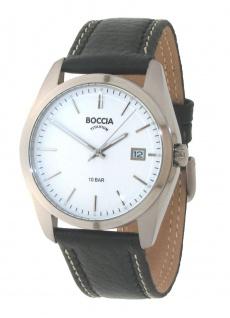 Boccia Herren Titan Uhr 3608-01