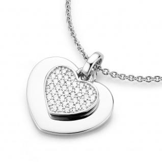 Halskette Herz Silber Gravur 99009593450