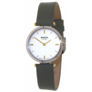 Boccia Damen Titan Uhr 3253-03