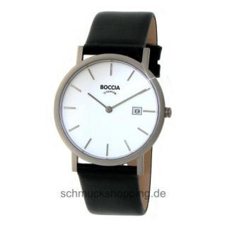 Boccia Herren Titan Uhr 3547-02