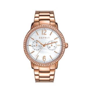 ESPRIT Armbanduhr Damen Rosegold