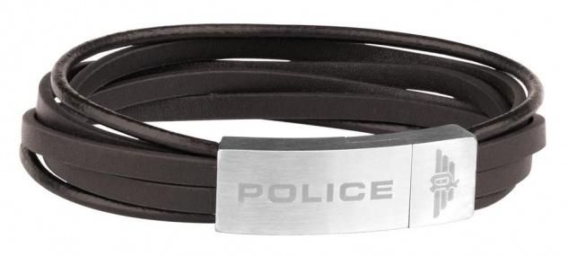 Police Herrenarmband Gozo PJ26345BLSC-02L