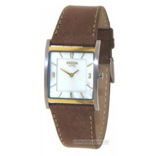 Boccia Damen Titan Uhr 3210-02