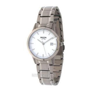 Boccia Damen Titan Uhr 3180-03