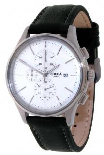 Boccia Titan Herren Chronograph 3756-01