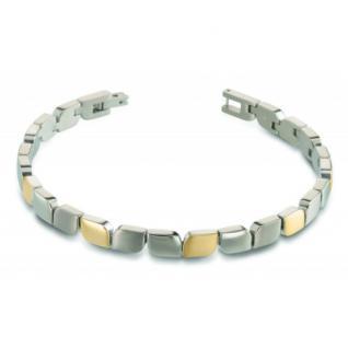 Boccia Titan Armband bicolor 03007-02