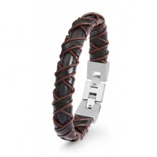 S.Oliver Herren Leder Armband 2022617