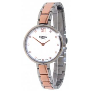 Boccia Damen Titan Uhr 3251-02