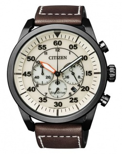 Citizen Eco-Drive Herrenuhr Solar Chronograph CA4215-04W