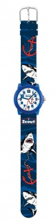 Scout Kinderuhr Crystal Hai 280305032