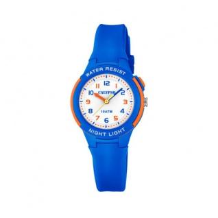 Calypso Kinderuhr blau k6069/1
