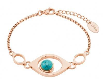 S.Oliver Edelstahl Armband mit Swarovski Elements 2024265